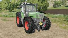 Fendt Favorit 511&515 C Turboshift for Farming Simulator 2017
