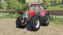 Case IH Puma CVX carmine red for Farming Simulator 2017