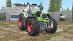Deutz-Fahr 9-series TTV Agrotron engine upgrade for Farming Simulator 2017
