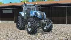 New Holland T8.435 Rowtrac for Farming Simulator 2015
