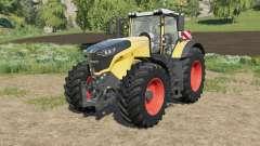 Fendt 1000 Vario color choice and design choice for Farming Simulator 2017
