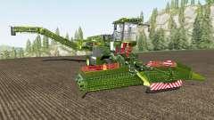 Holmer Terra Felis 3 metallic multicolor for Farming Simulator 2017