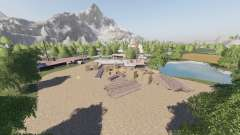 Farming in The Rocks v2.0 for Farming Simulator 2017