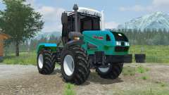 HTZ-17222 realistic exhaust smoke for Farming Simulator 2013