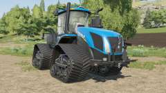 New Holland T9.700 SmartTrax three-point hitch for Farming Simulator 2017
