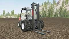 Manitou MC 18-4 stability increased for Farming Simulator 2017