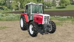 Steyr 8090A Turbo dead weight 3400 kg. for Farming Simulator 2017