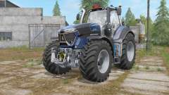 Deutz-Fahr Serie 9 TTV Agrotron Winter Edition for Farming Simulator 2017