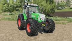 Fendt 820 Vario TMS real lights for Farming Simulator 2017