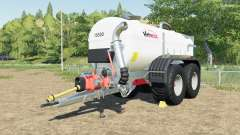 Vakutec VA 18500 ST light for Farming Simulator 2017