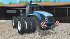 New Holland T9.565 triple roⱳ for Farming Simulator 2015