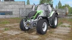 Valtra T234 malachite for Farming Simulator 2017