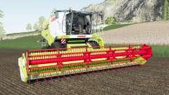 Claas Lexion 700 & Vario for Farming Simulator 2017