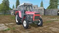 Zetor 8111 pastel red for Farming Simulator 2017