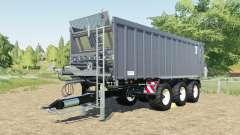 Kroger Agroliner TAW 30 capacity choice for Farming Simulator 2017