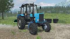 MTZ-82.1 Belarus open doors for Farming Simulator 2013