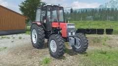 MTZ-Belarus 1025 red for Farming Simulator 2013