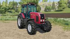 MTZ-Belarus 2022.3 change of direction for Farming Simulator 2017