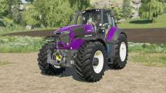 Deutz-Fahr Serie 9 TTV Agrotron horn changed for Farming Simulator 2017