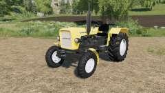Ursus C-330 marigold yellow for Farming Simulator 2017