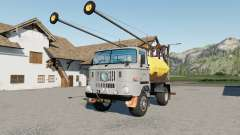 IFA W50 sprayer for Farming Simulator 2017