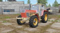 Zetor Crystal 12045 realistic performanc for Farming Simulator 2017