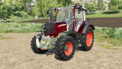 Fendt 300 Vario multicolor metallic for Farming Simulator 2017