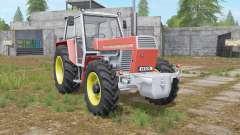 Zetor Crystal 12045 new textures headlights for Farming Simulator 2017