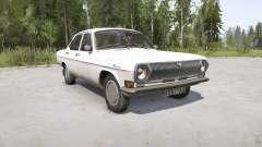 GAZ 24-10 Volga v1.1 for MudRunner