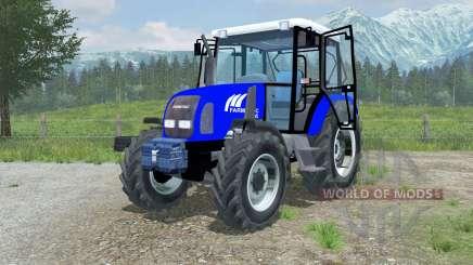 FarmTrac 80 4WD niebieski for Farming Simulator 2013