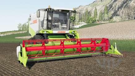 Claas Lexion 530 & S 600 for Farming Simulator 2017
