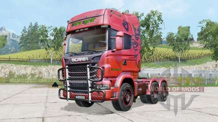 Scania R730 Euro-Agrar for Farming Simulator 2015