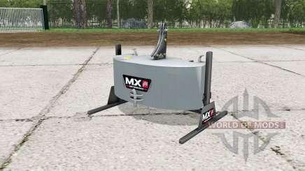 MX Multimass 1200 for Farming Simulator 2015