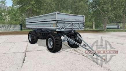 Fortschritt HW 80 mit ackerbereifung for Farming Simulator 2015