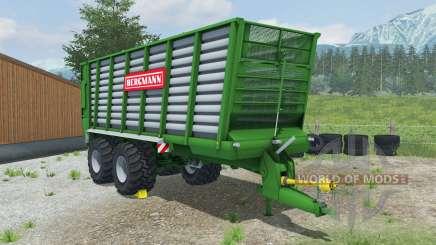 Bergmann HTW 45 la salle green for Farming Simulator 2013