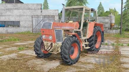 Zetor Crystal 8045 terra cotta for Farming Simulator 2017