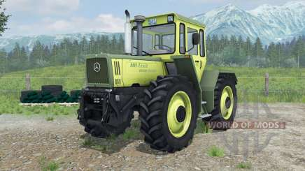 Mercedes-Benz Trac 1600 Turbo manual ignition for Farming Simulator 2013