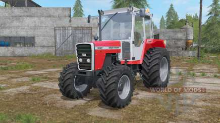 Massey Ferguson 698T dead weight 5300 kg. for Farming Simulator 2017