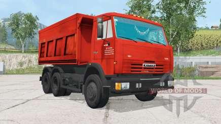 KamAZ-65115-049 for Farming Simulator 2015