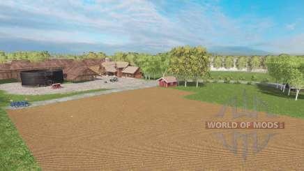 Thyholm for Farming Simulator 2015