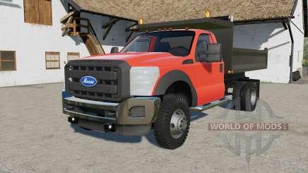 Ford F-550 for Farming Simulator 2017