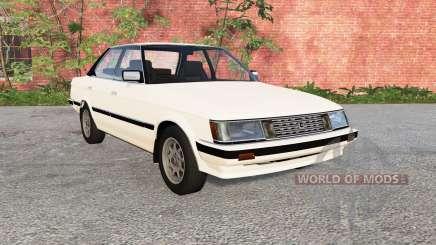 Toyota Mark II Hardtop Grande (Х70) 1984 for BeamNG Drive