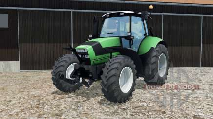 Deutz-Fahr Agrotron M 620 jade for Farming Simulator 2015