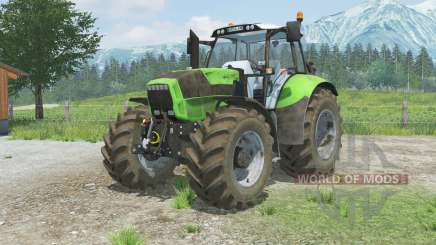 Deutz-Fahr Agrotron TTV 630 for Farming Simulator 2013