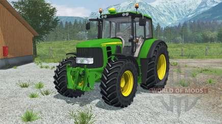 John Deere 6430 for Farming Simulator 2013