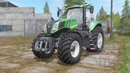 New Holland T8-series Green Edition for Farming Simulator 2017