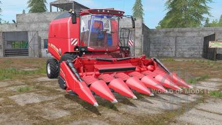 New Holland TC5.90 red salsa for Farming Simulator 2017