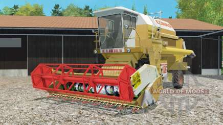 Claas Dominator 106 for Farming Simulator 2015