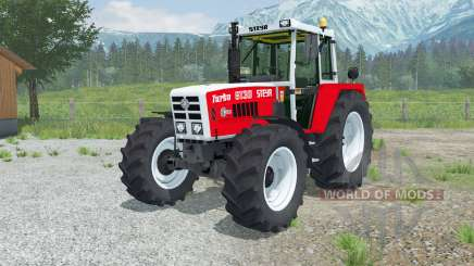 Steyr 8130A Turbo for Farming Simulator 2013