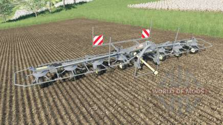Kuhn GF 8712 multicolor for Farming Simulator 2017